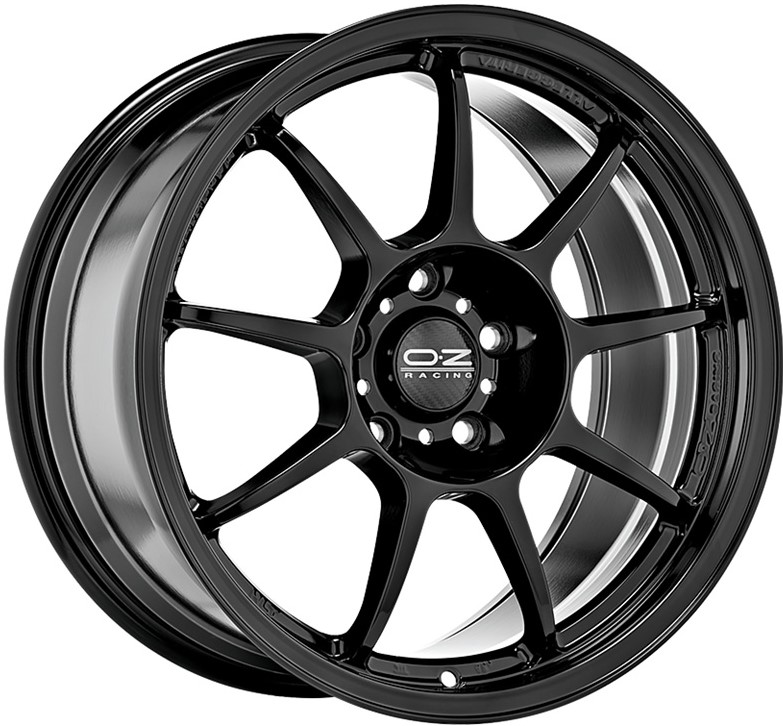 OZ - Alleggerita HLT 5F (Gloss Black)
