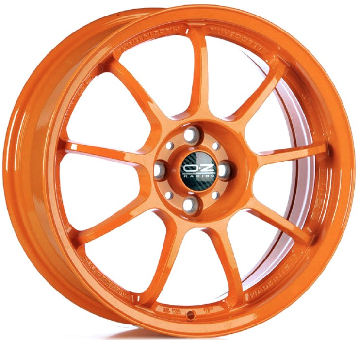 OZ - Alleggerita HLT 5F (Orange)