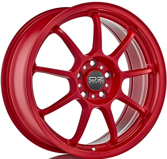 OZ - Alleggerita HLT 5F (Red)
