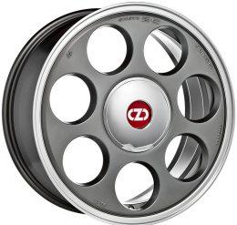 OZ - Anniversary 45 (Matt Titanium Tech Diamond Lip)