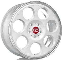 OZ - Anniversary 45 (Race White Diamond Lip)
