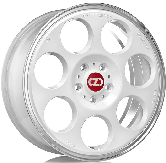 OZ - Anniversary 45 (Race White Diamond Lip)