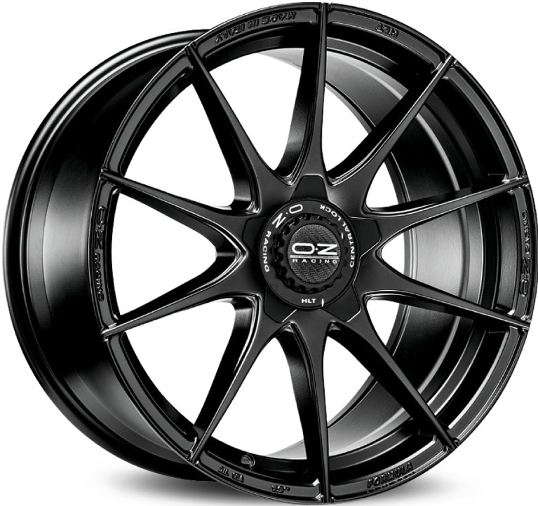 OZ - Formula HLT (Matt Black)