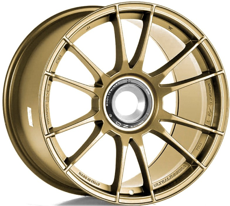 OZ - Ultraleggera HLT CL (Race Gold)