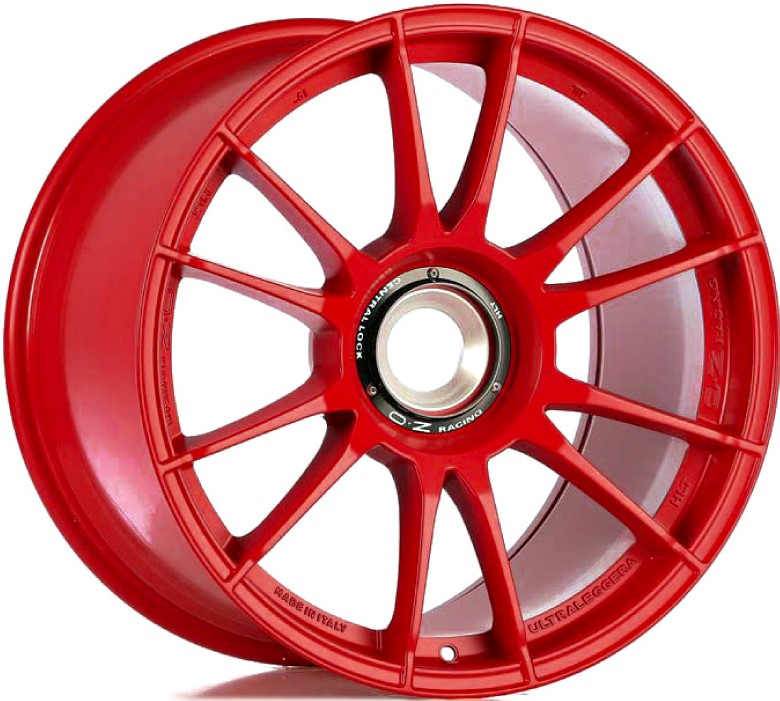 OZ - Ultraleggera HLT CL (Red)