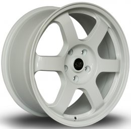Rota - Grid Van (White)
