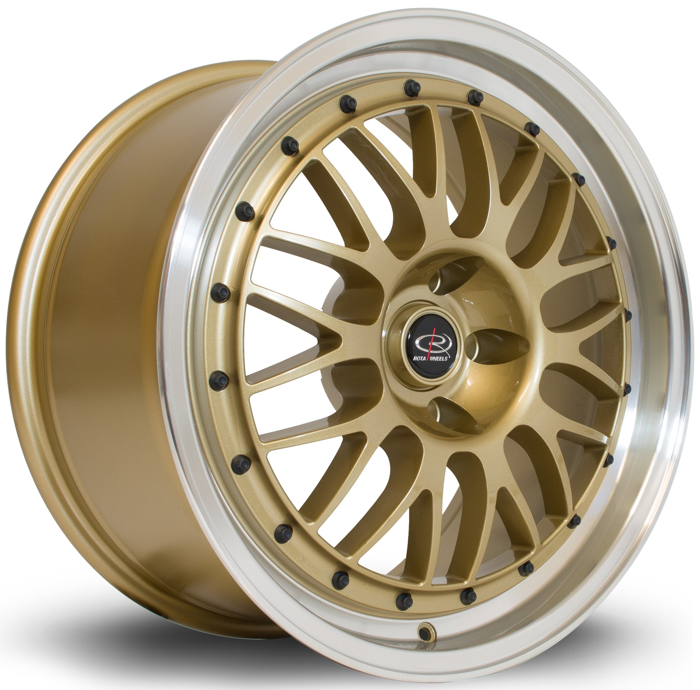 Rota - MC3 (Gold / Polished Lip)
