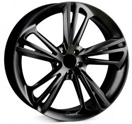 Hawke Wheels - Aquila (Black)