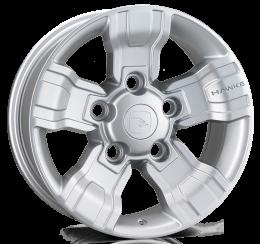 Hawke Wheels - Osprey (Silver)