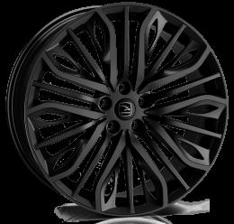 Hawke Wheels - Vega (Black)