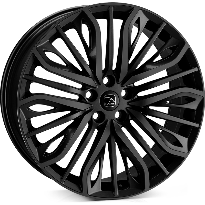 Hawke Wheels - Vega (Jet Black)