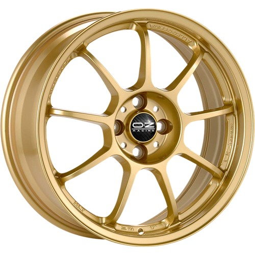 OZ - Alleggerita HLT 4F (Race Gold)