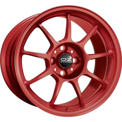 OZ - Alleggerita HLT 4F (Red)