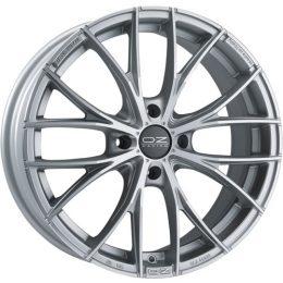 OZ - Italia 150 4F (Matt Race Silver Diamond Cut)