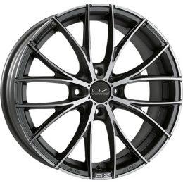OZ - Italia 150 4F (Matt Dark Graphite Diamond Cut)