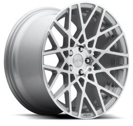 Rotiform - BLQ (SILVER MACHINED)