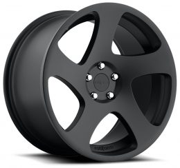 Rotiform - TMB (MATT BLACK)
