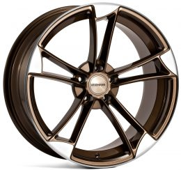 Veemann - VM1 (Bronzed Machined Polish)