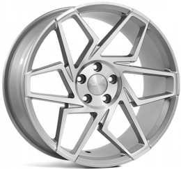 Veemann - V-FS27R (Silver Machined)