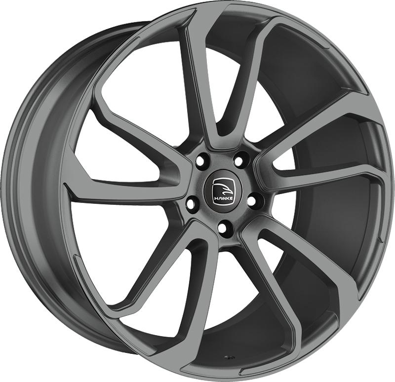Hawke Wheels - Falkon (Gunmetal)