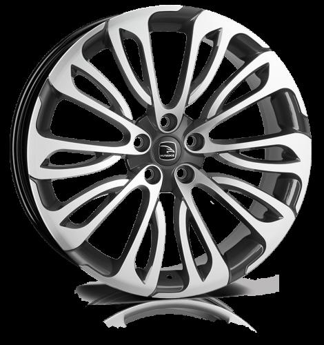 Hawke Wheels - Halcyon (Gunmetal Polish)