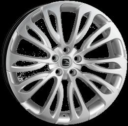 Hawke Wheels - Halcyon (Silver)