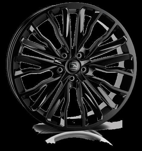 Hawke Wheels - Harrier (Black)