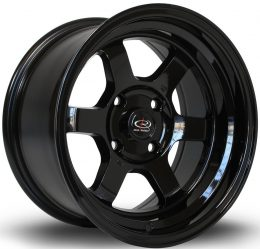 Rota - Grid-V (Black)