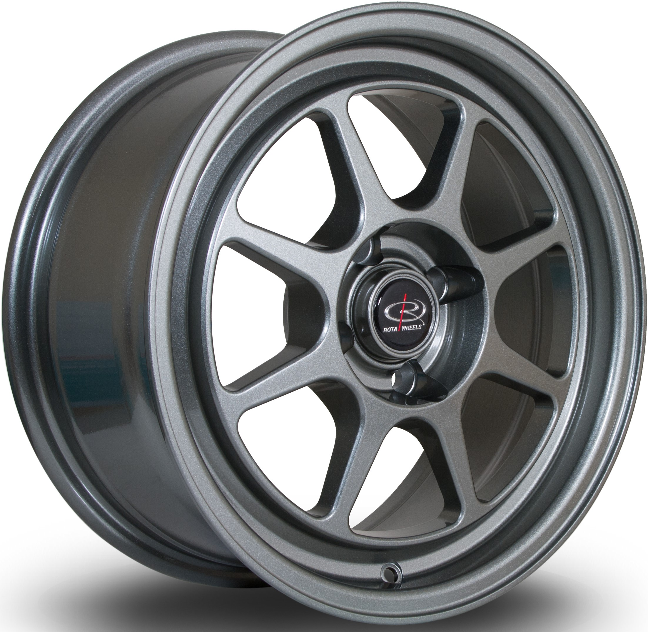 Rota - Spec8 (Steel Grey)