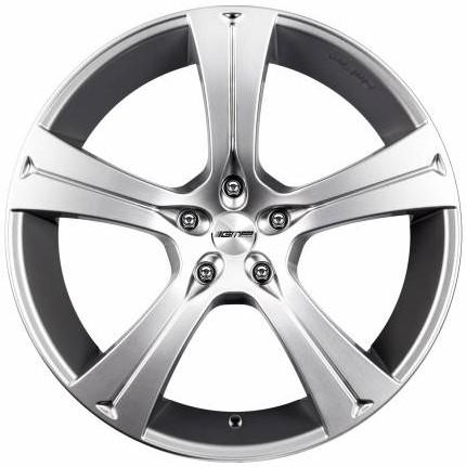 GMP Italy - Buran Van (Silver)