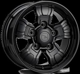 Hawke Wheels - Osprey WT (Black)