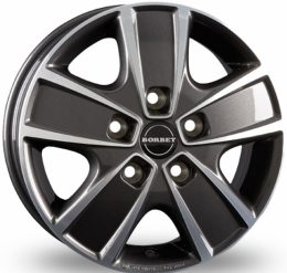 Borbet - CWG (mistral anthracite polished glossy)