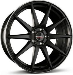 Borbet - GTX (black rim polished matt)