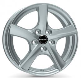 Borbet - TL 5-Speiche (brillant silver)