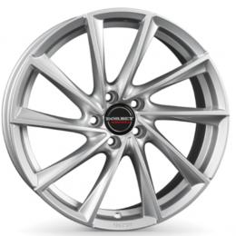 Borbet - VTX (brillant silver)