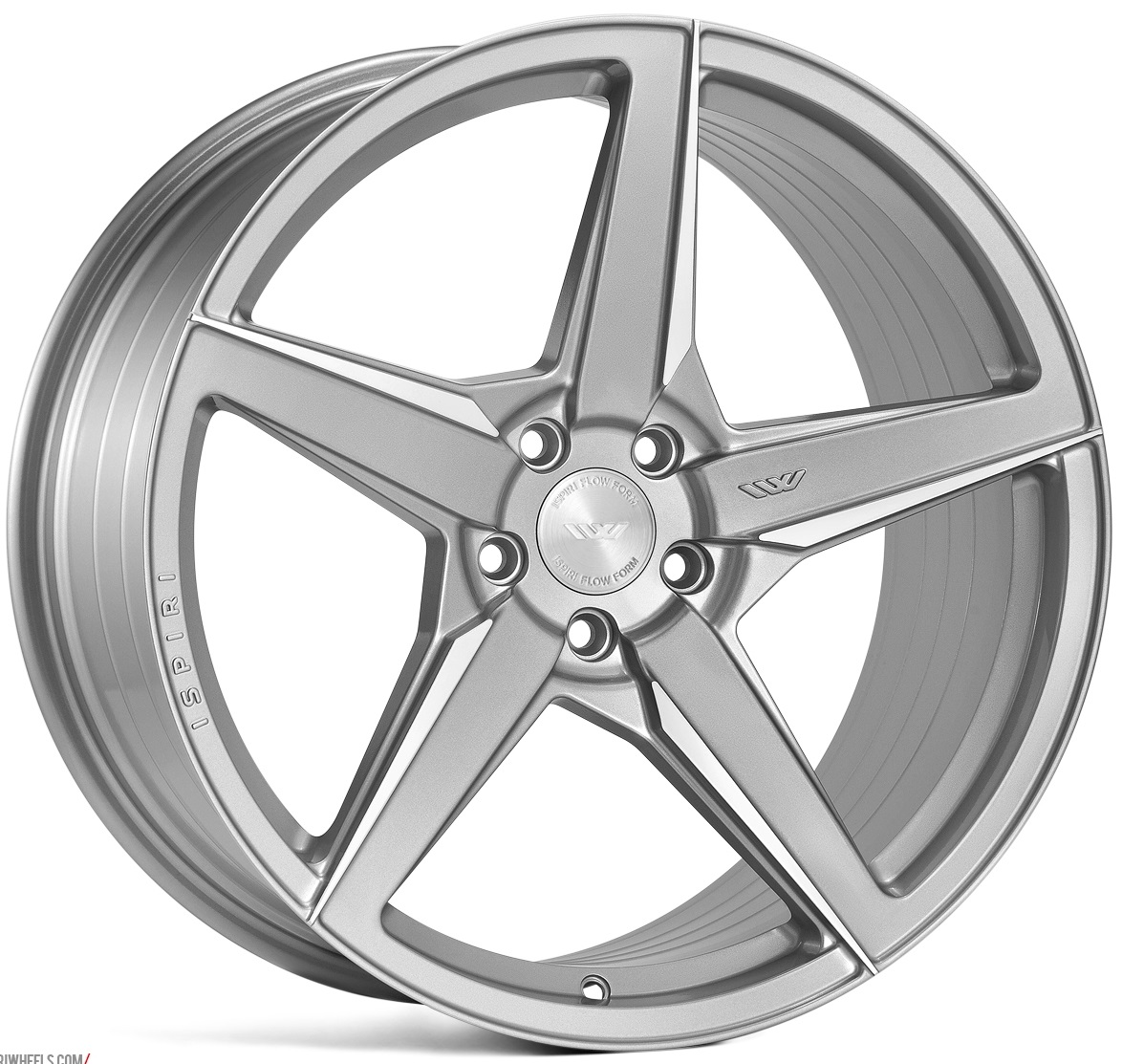 IW Automotive - FFR5 (Pure Silver Brushed)