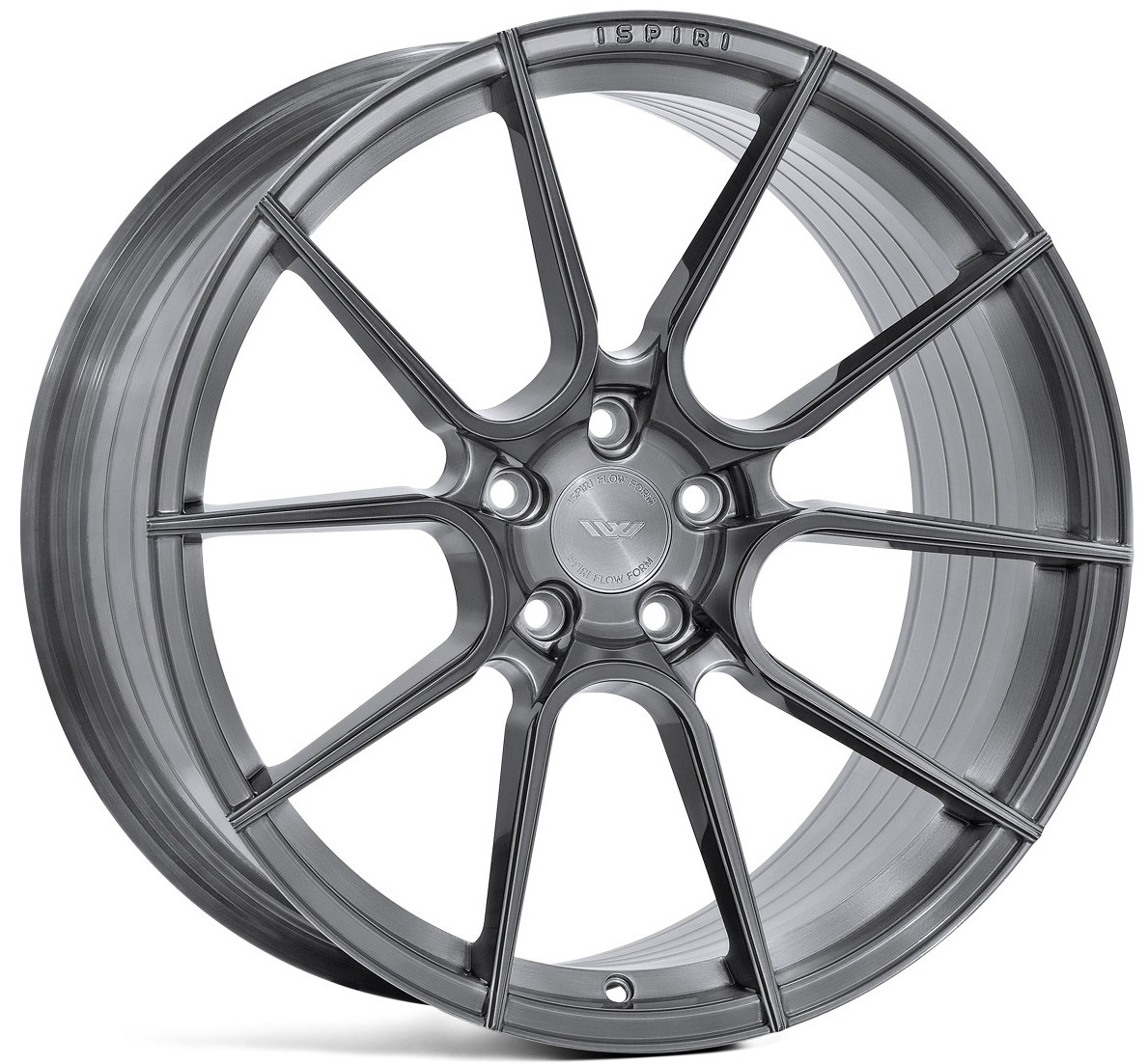 IW Automotive - FFR6 (Full Brushed Carbon Titanium)