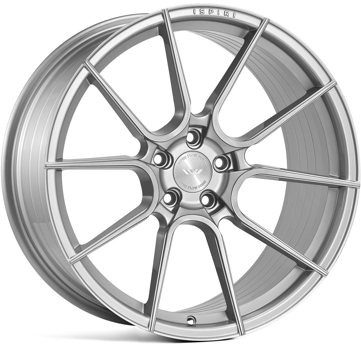 IW Automotive - FFR6 (Pure Silver Brushed)