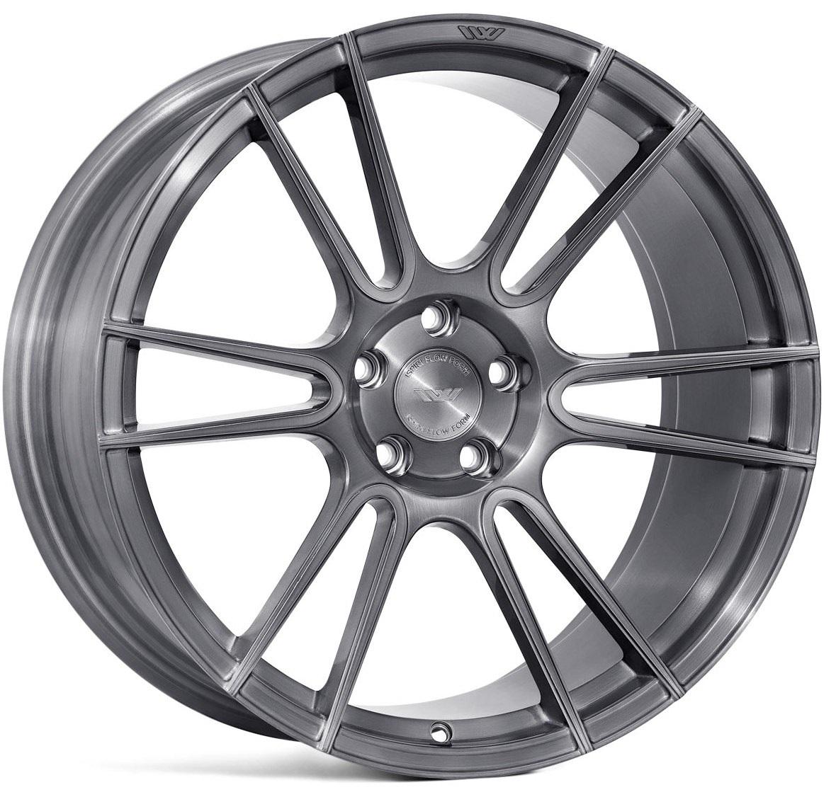 IW Automotive - FFR7 (Full Brushed Carbon Titanium)