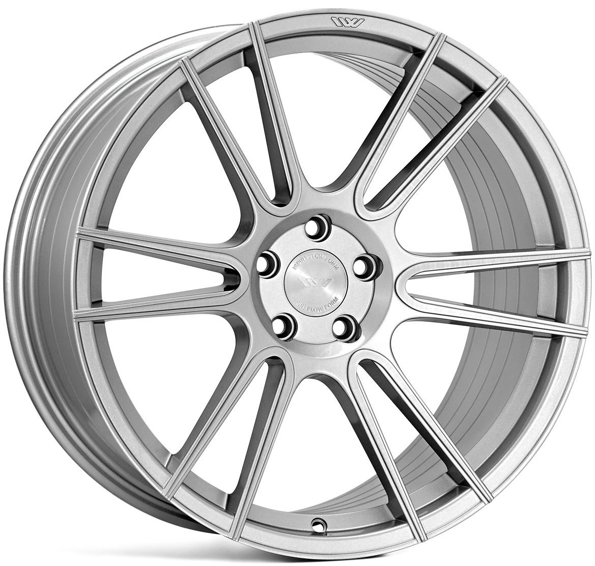 IW Automotive - FFR7 (Pure Silver Brushed)