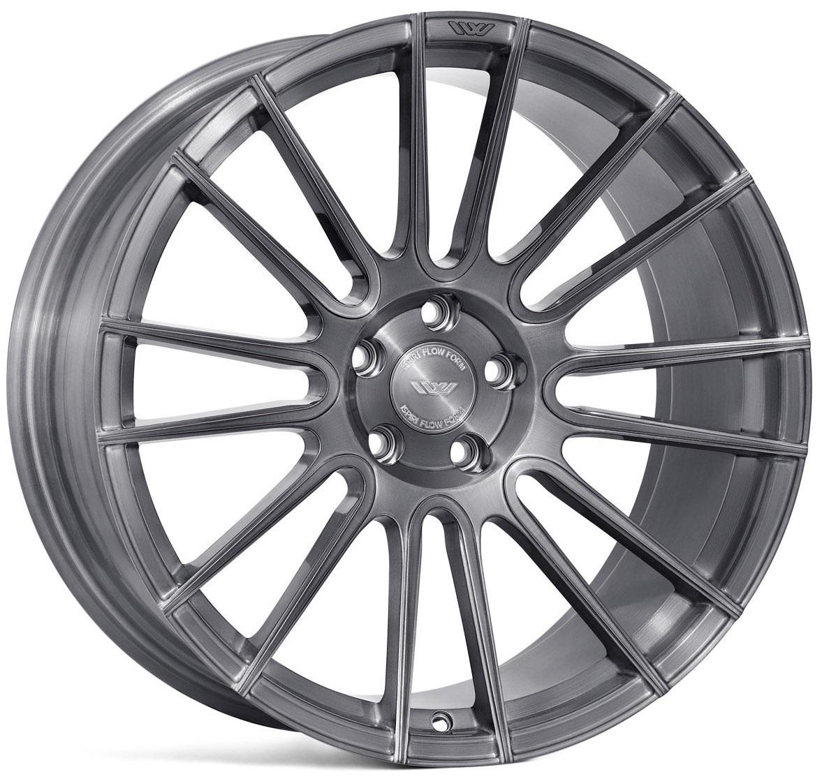 IW Automotive - FFR8 (Full Brushed Carbon Titanium)