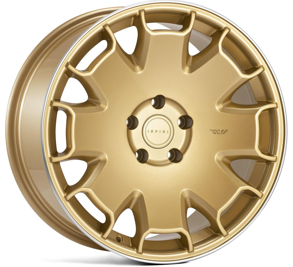 IW Automotive - CSR2 (Vintage Gold Polished Lip)