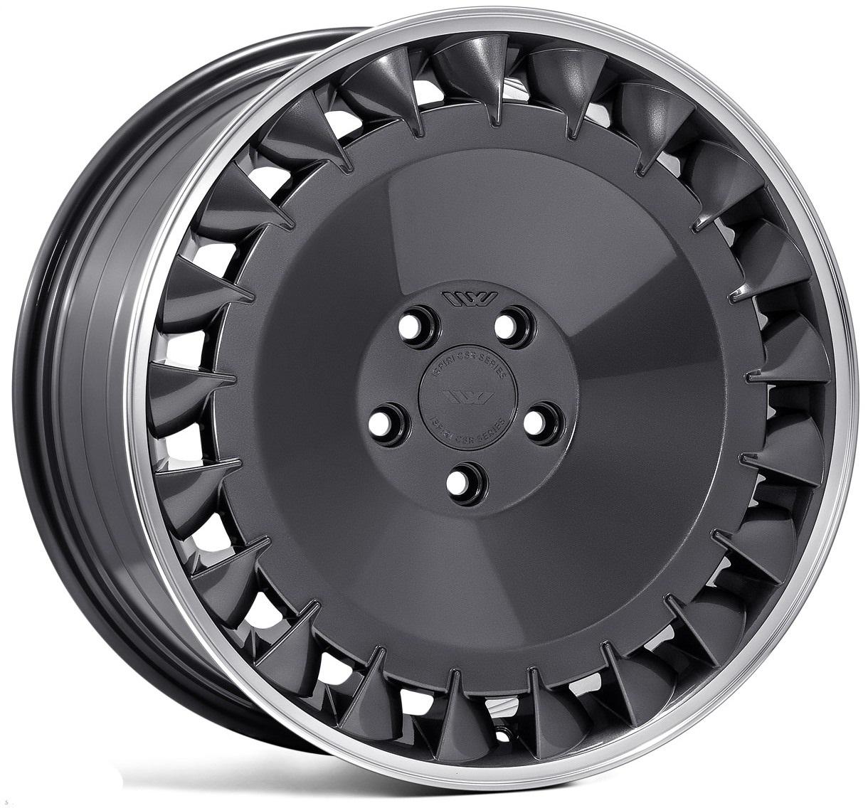 IW Automotive - CSRD-TF (Carbon Graphite Polished Lip)