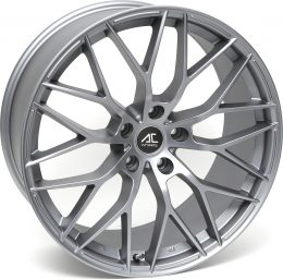 AC Wheels - SAPHIRE (Satin Grey)