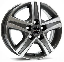 Borbet - CWD (mistral anthracite polished glossy)