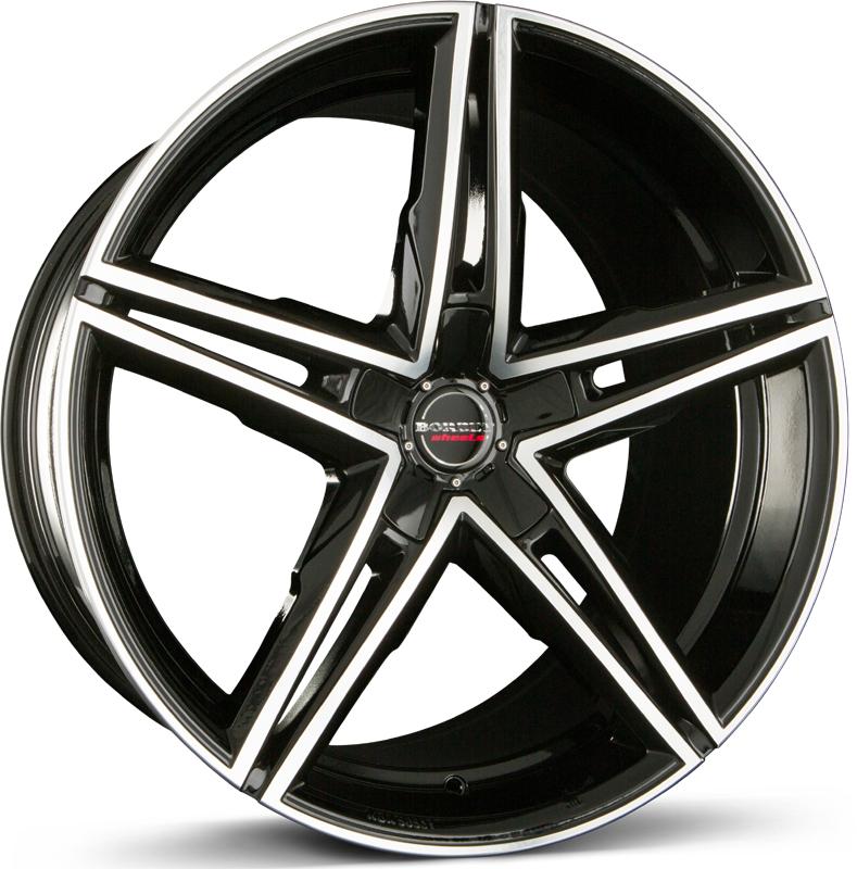 Borbet - XRS (black Polished glossy)