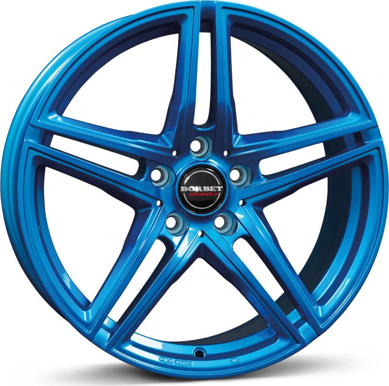 Borbet - XRT (candy blue)