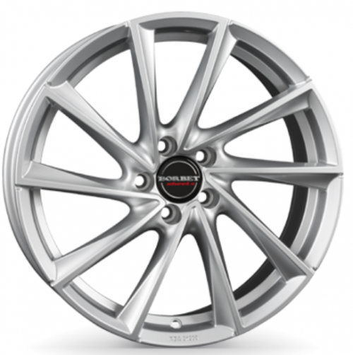 Borbet - VTX (Brilliant Silver)