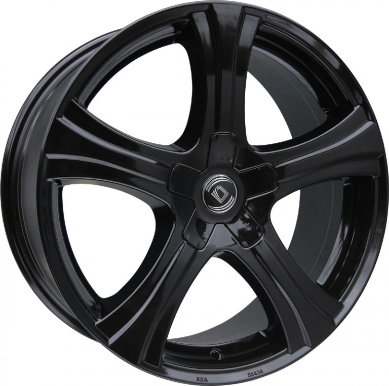 Diewe Wheels - Barba (Black)