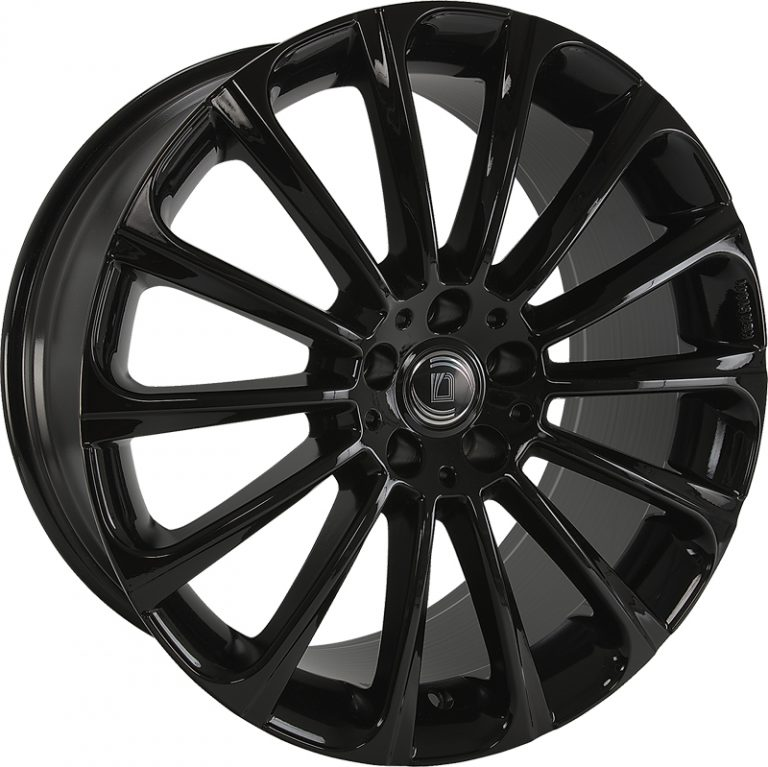 Diewe Wheels - Turbina (Black)
